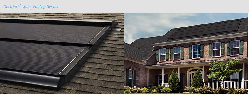 Rooftop Roofing and Remodeling, LLCDecoTech Solar Roofing System